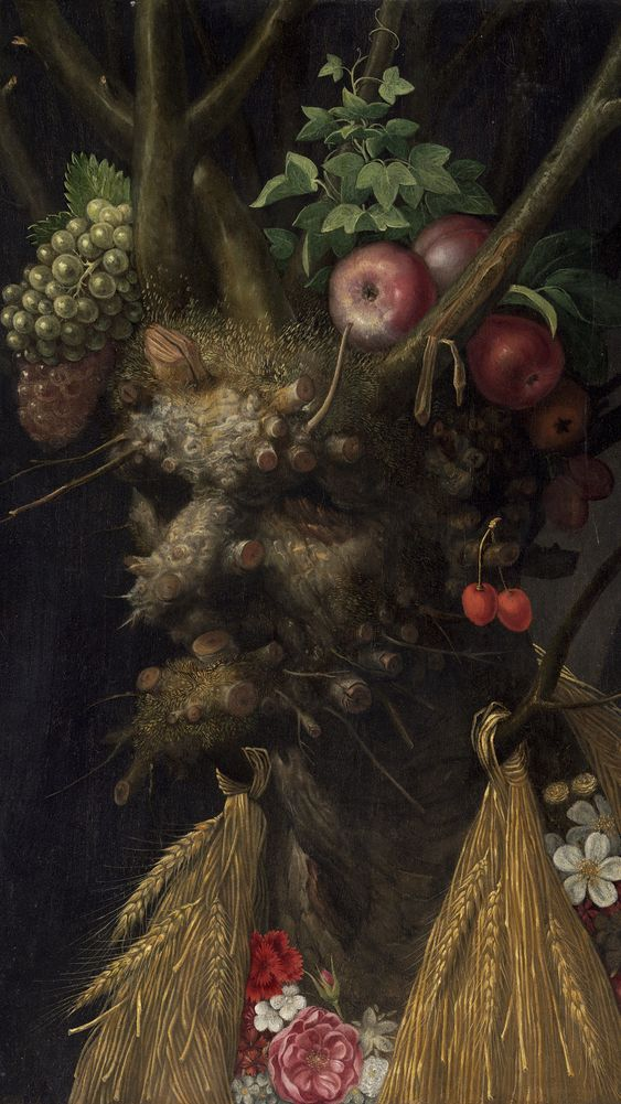 The Hypnotic Harvests of Giuseppe Arcimboldo