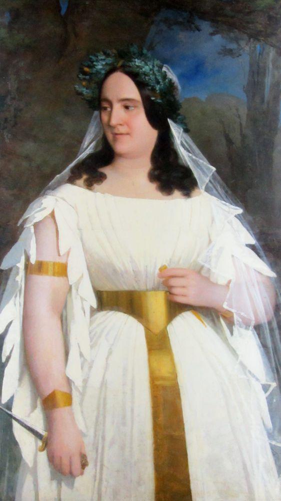 Adelaida Corradi de Pantanelli como Norma