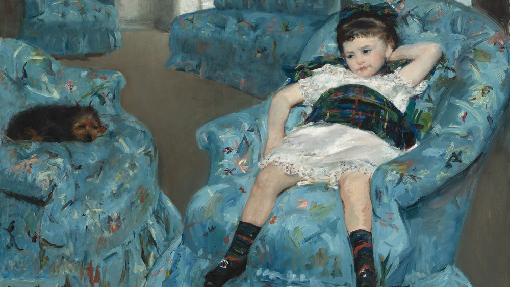 The Master of Painting Mother-Daughter Intimacy