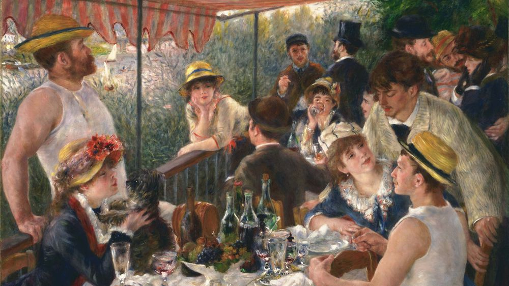 The Curious Case of a Stolen Renoir