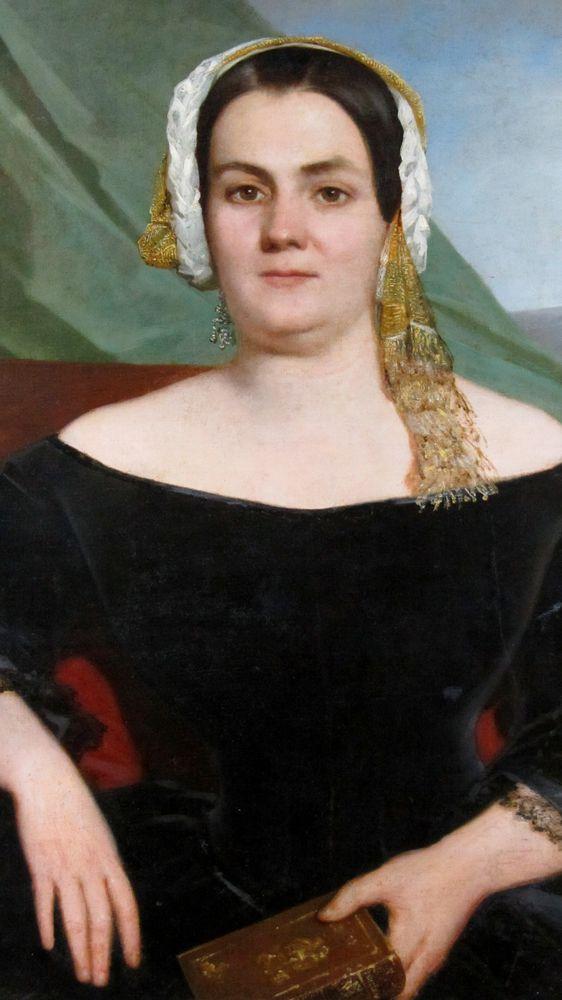 Doña Maria del Carmen Dolores Mackenna