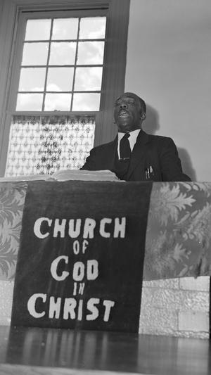 D.C. Elder Kelsey, Pastor of the Church of God in Christ