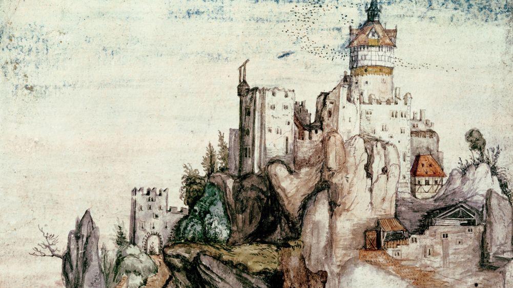 Fortified Castle