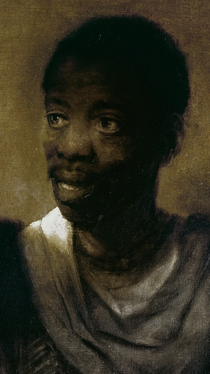 Two Negroes (detail)