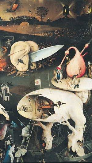 The Garden of Earthly Delights: Hell