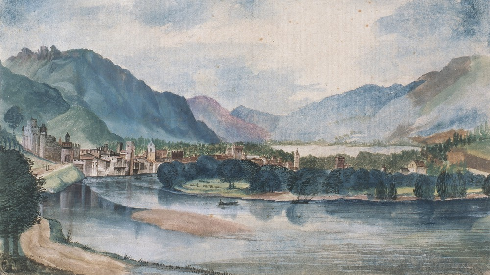 View of Trente