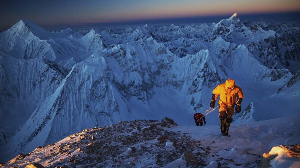 Gasherbrum II, Karakoram Range, Pakistan