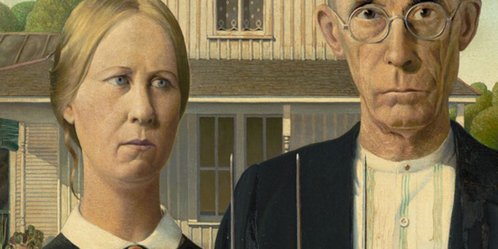 Why Is This Famous?: American Gothic