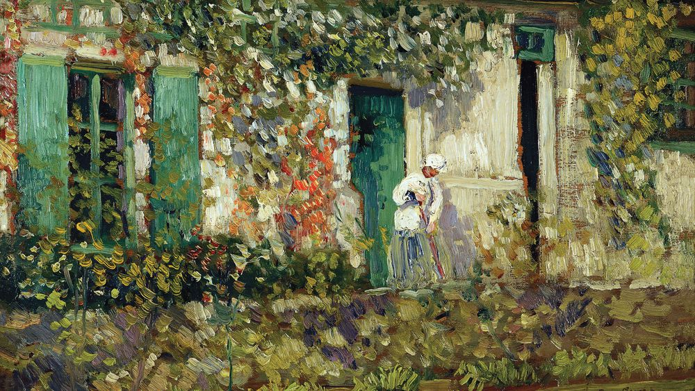 The House in Giverny