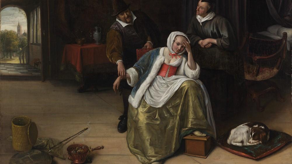 The Lovesick Maiden